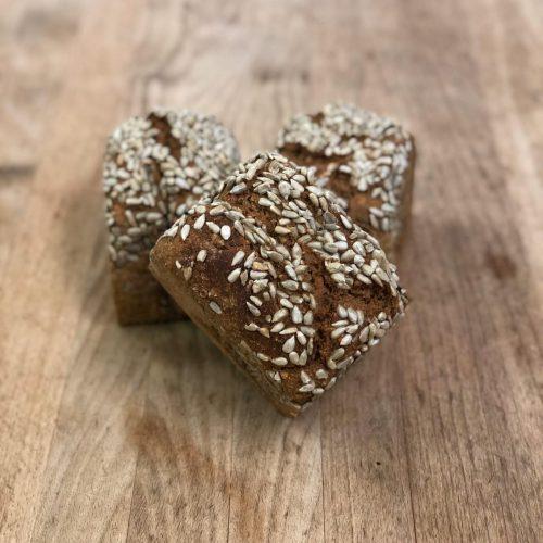 Dinkel Vollkorn Brot